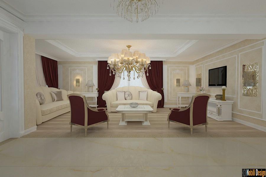 Design - interior - living - casa - clasica - ialomita.