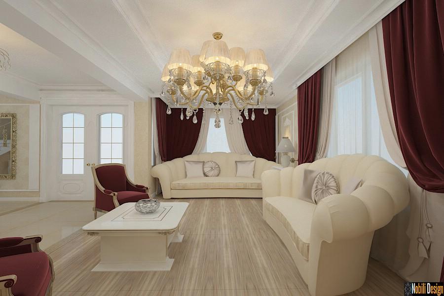 Design - interior - living - casa - clasica - slobozia.
