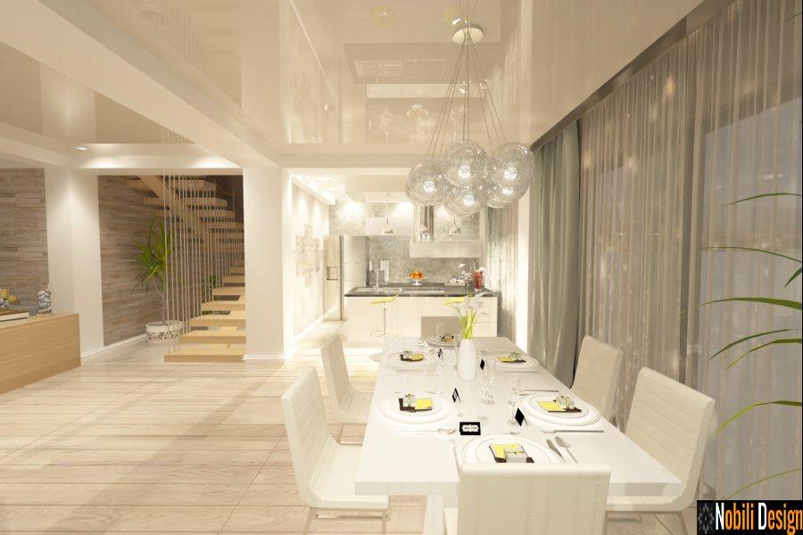 Design - interior - living - casa - moderna - Brasov - Romania.