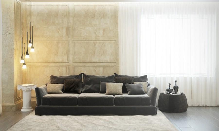 Design - interior - living - contemporan - bucuresti.
