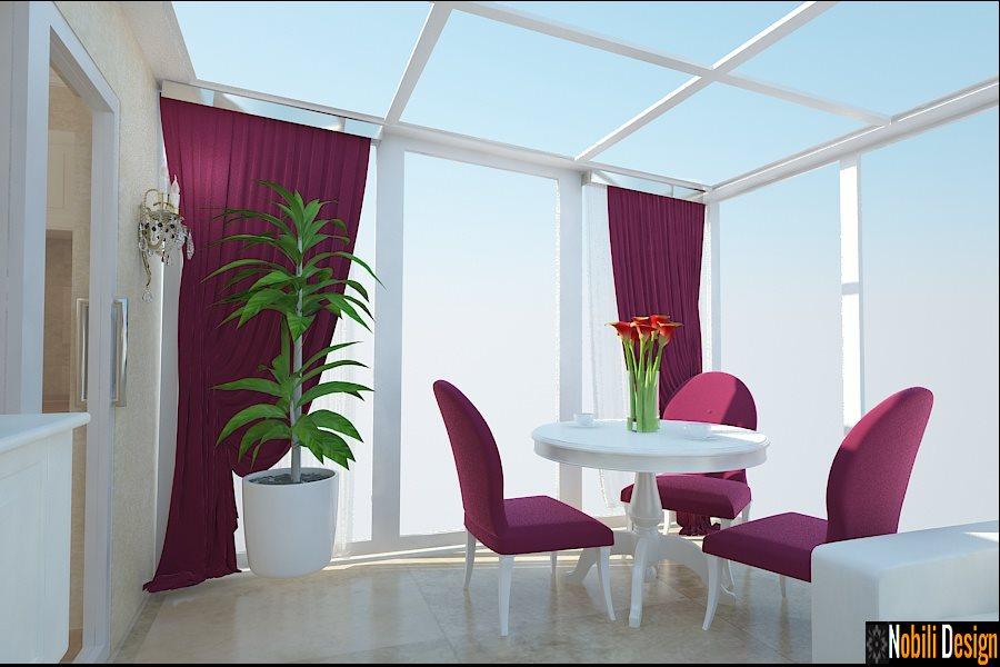 Design - interior - living - garsoniera - Constanta