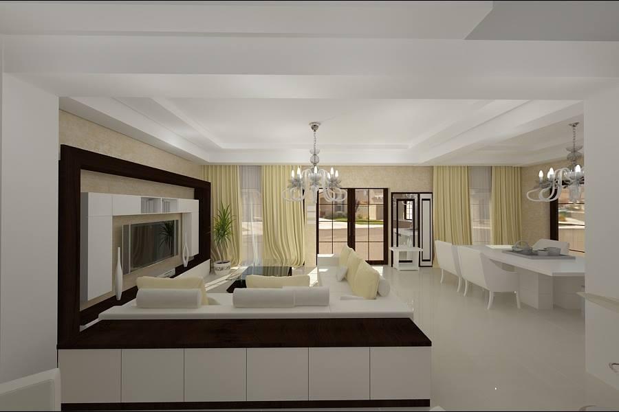 Design interior living casa constanta nobili interior design for Design interior case