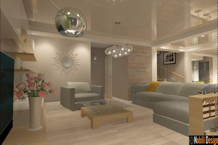 Design - interior - living - modern - Brasov - Sacele.