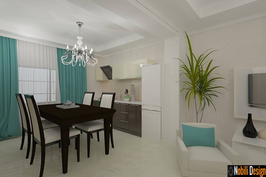 Design - interior - living - modern - bucuresti