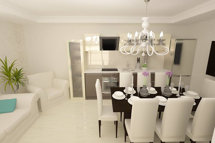Living Modern Design. 33 modern living room design ideas real simple ...