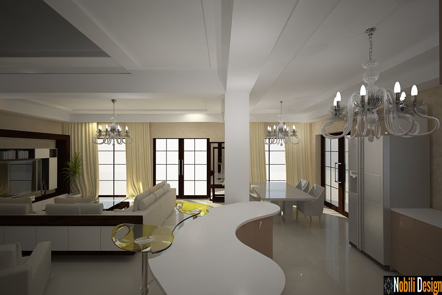 Design - interior - living - modern - navodari