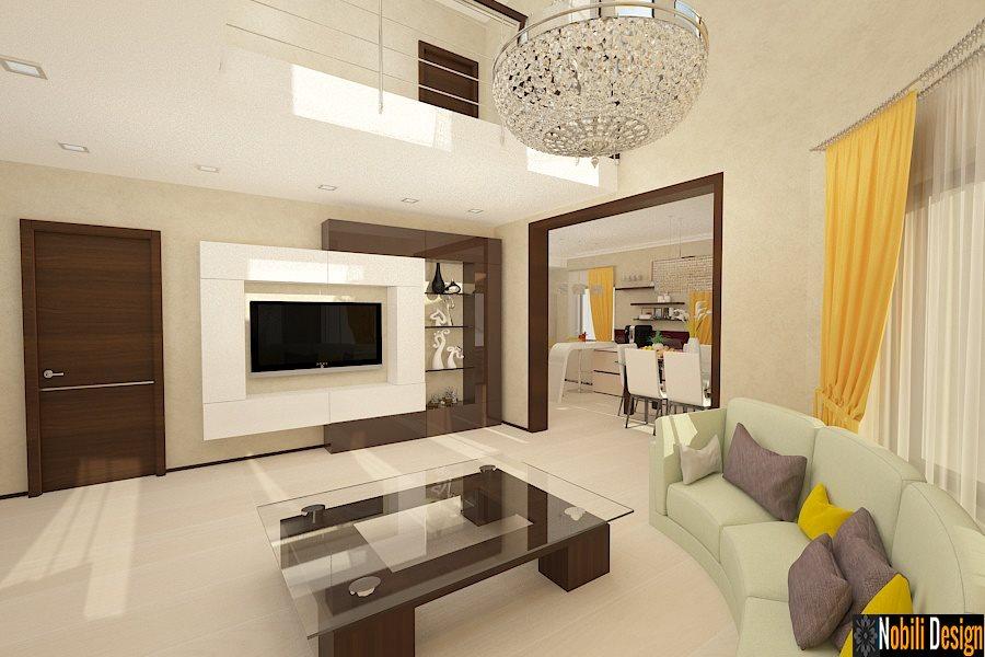 Design interior vila casa moderna bucuresti nobili for Design casa moderna