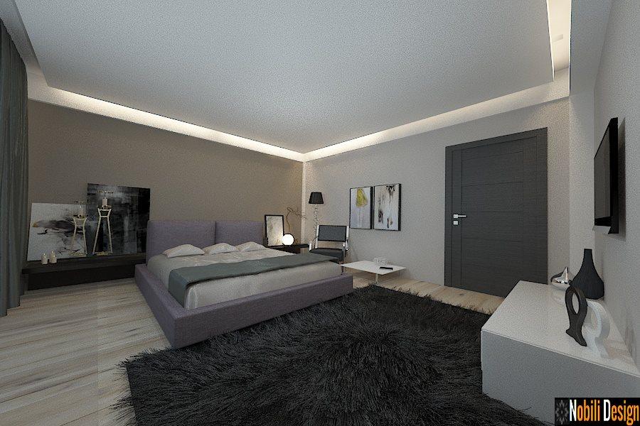 design interior mobila dormitor Alivar