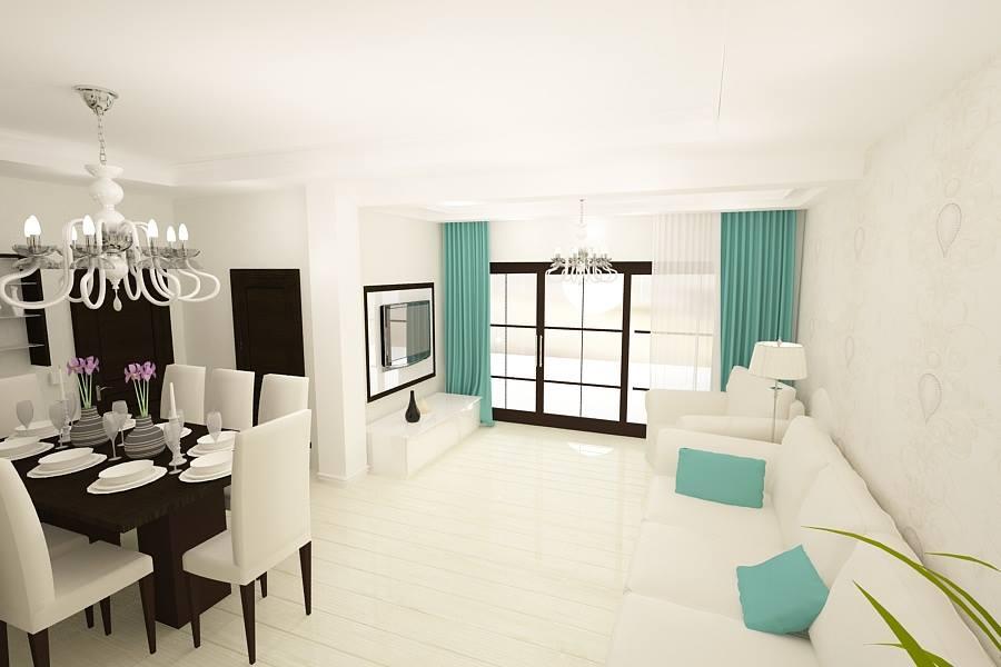 Design interior living modern constanta - Design interior apartamente ...