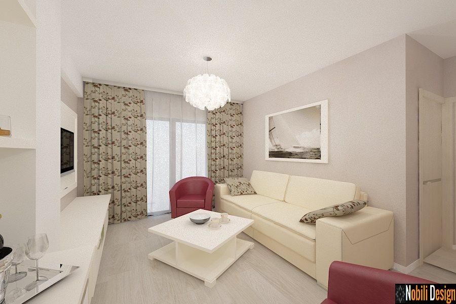 design interior pensiune moderna Mamaia Constanta