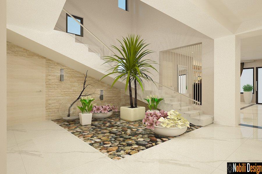 design interior pensiune moderna Mamaia Nord