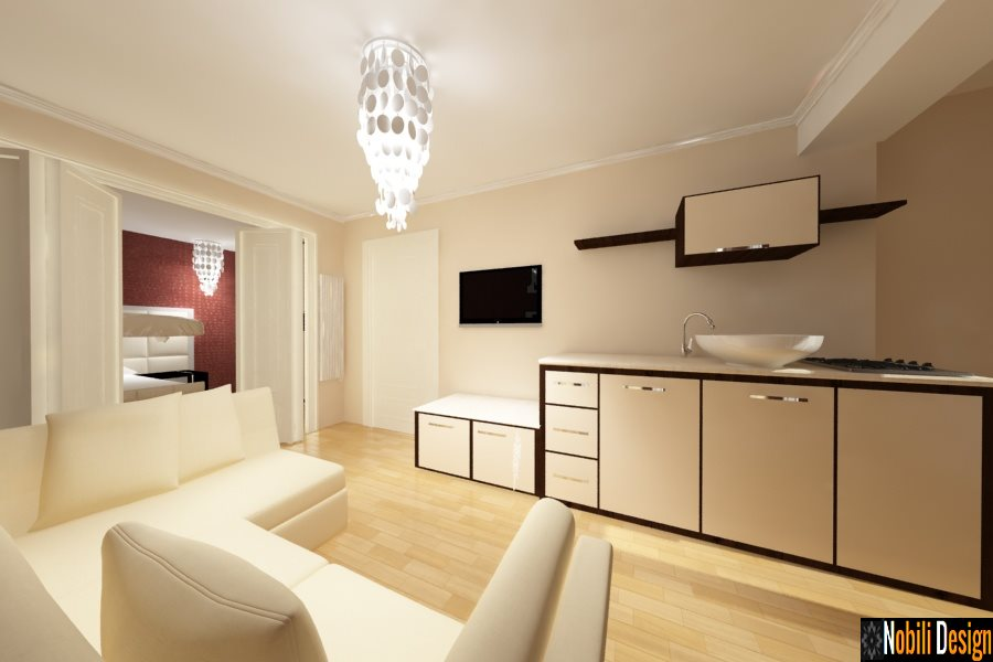 Design - interior - pensiune - Sinaia