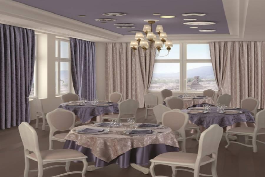 Design - interior - restaurant - clasic - Bucuresti