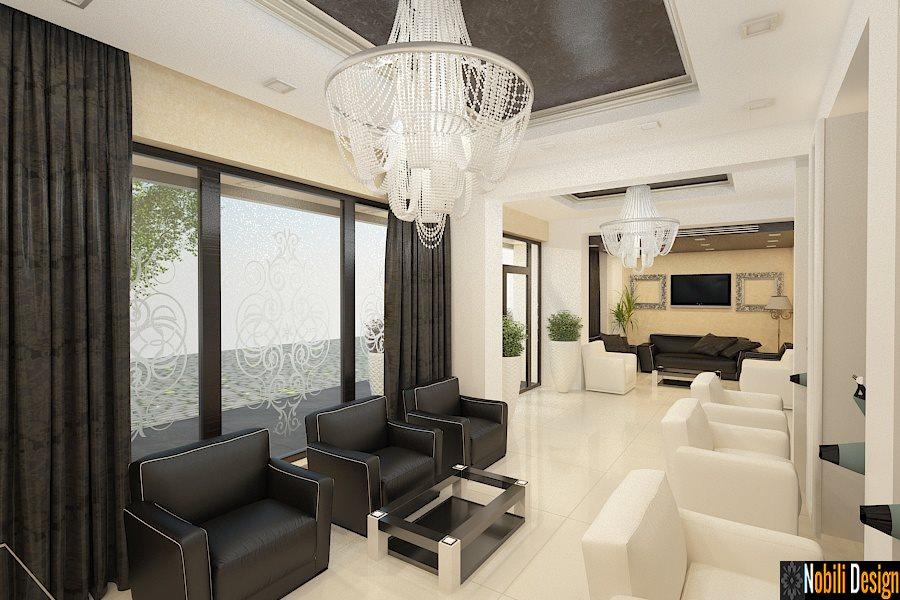 design interior salon coafor clasic Bucuresti