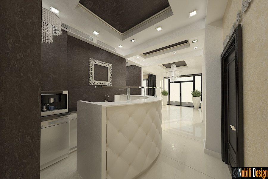 design interior salon de infrumusetare Brasov
