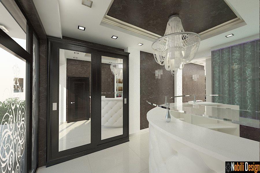 design interior salon de infrumusetare Constanta