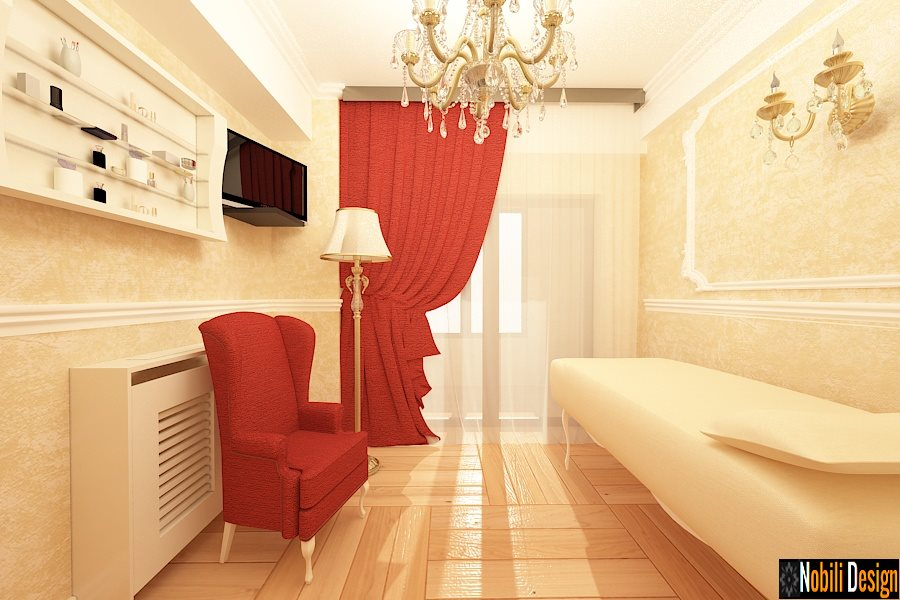 Design Interior Salon De Infrumusetare In Bucuresti Amenajari