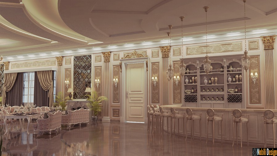 Design-interior-salon-restaurant-clasic-Brasov~Nobili-Interior-Design.