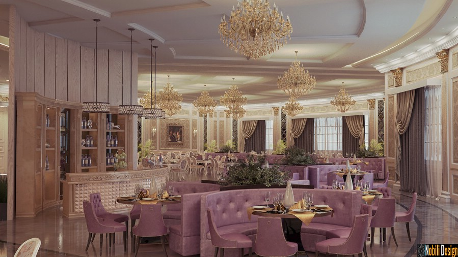 Design-interior-salon-restaurant-clasic-Bucuresti.