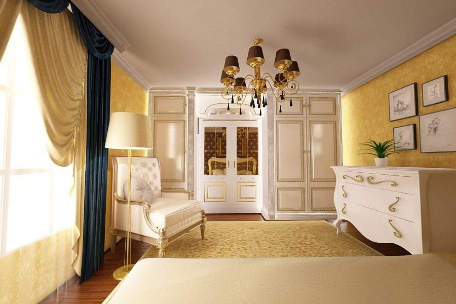 design-interior-stilul-clasic