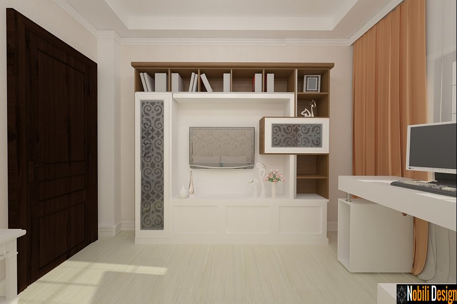 Design - interior - vila - moderna - sector 3 - Bucuresti