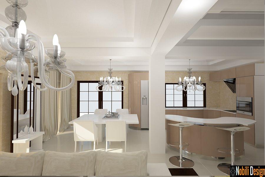 Design - interior - vile - moderne - bucuresti - 2016