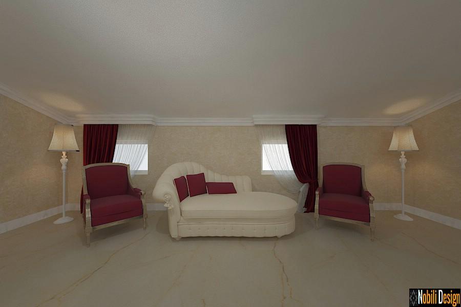 amenajare living casa cu mansarda constanta | Design interior casa cu mansarda Mangalia.
