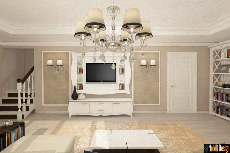 design interior casa cu etaj constanta | Amenajare casa de lux in Constanta.