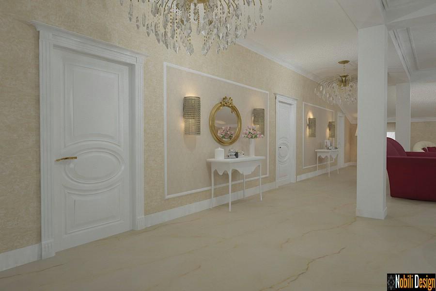 design interior living casa cu mansarda | amenajare mansarda clasica.