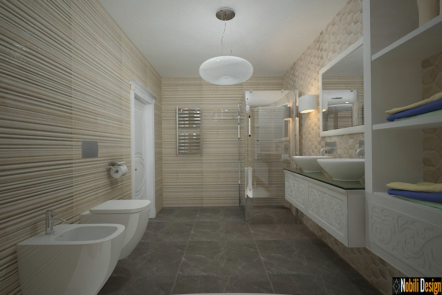 Amenajare baie casa Craiova | Amenajari interioare Craiova pret.