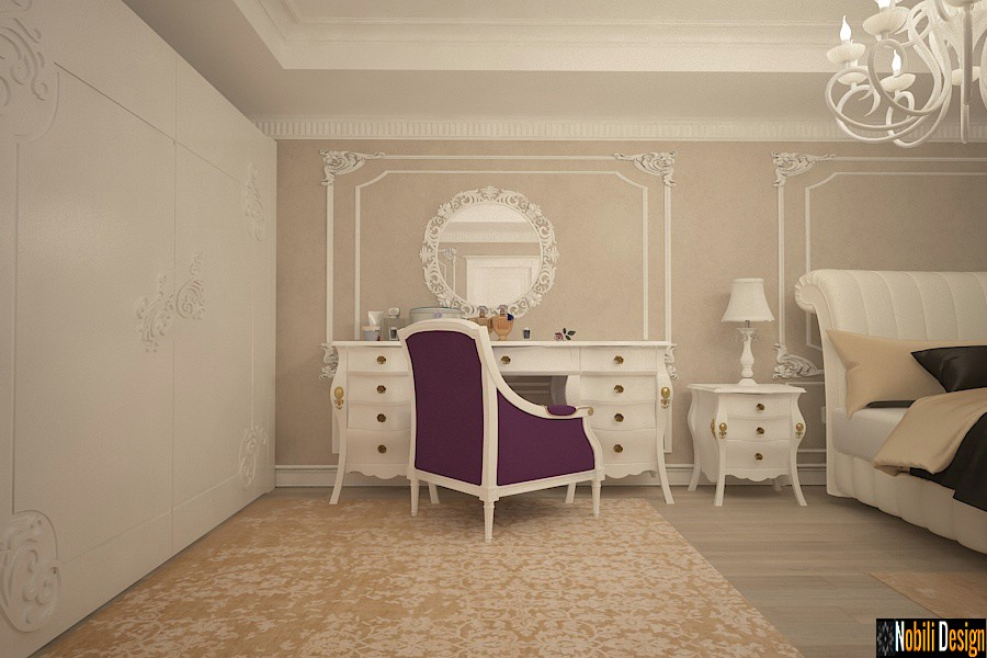 Interior design classic house Craiova.