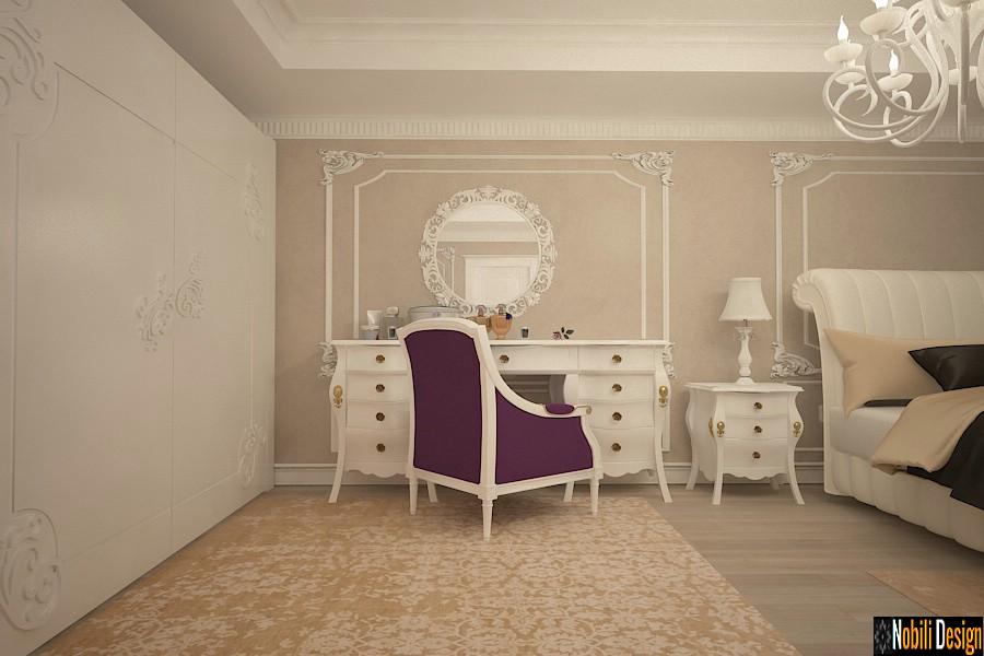 Casa clássica de design de interiores Craiova.
