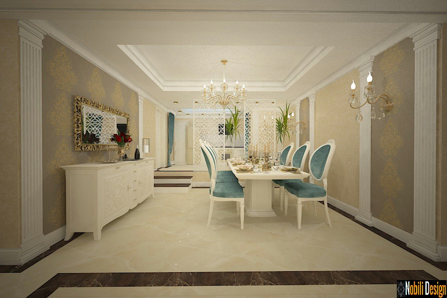 Realizare proiect de design interior casa apartament
