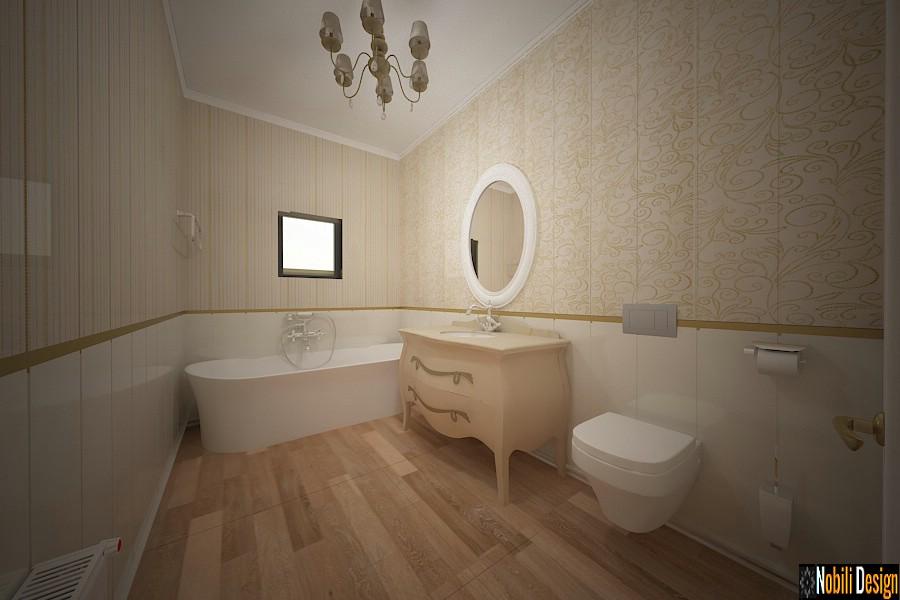 amenajare baie casa clasica Braila | amenajari interioare case vile Braila pret.