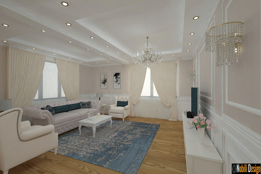 design interior living casa Braila pret | designer interior Braila.