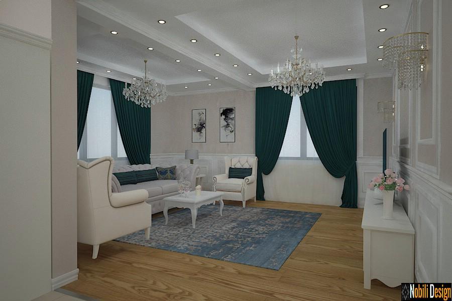 дизайн інтер'єру житлового будинку Braila pret дизайнер інтер'єру Брайла.