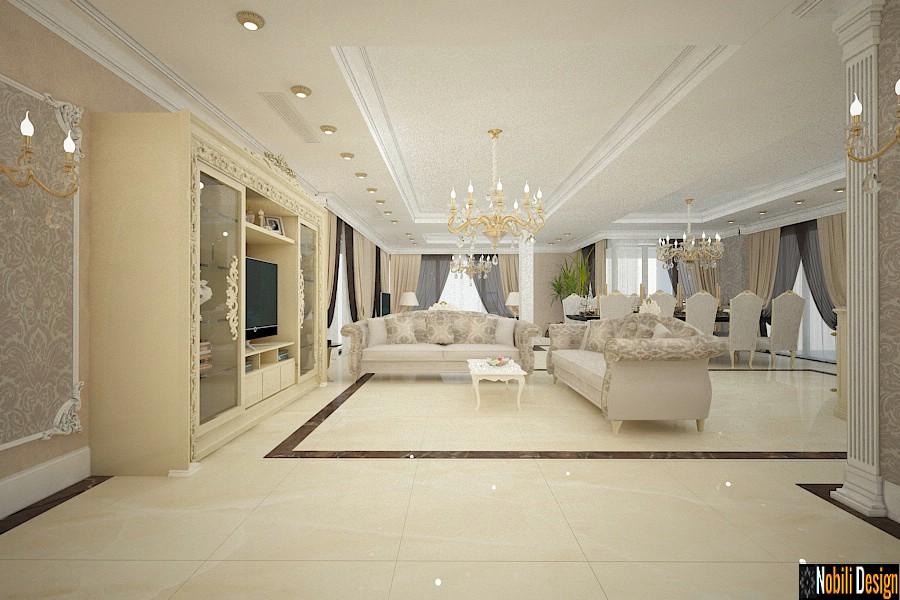 design interior casa clasica de lux Prahova | design interior casa cu etaj Bucov, Ploiesti.