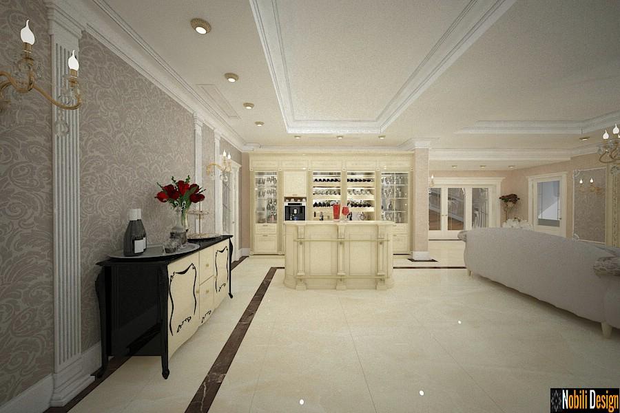 design interior casa stil clasic cu mansarda prahova | Firma amenajari interioare case Ploiesti.