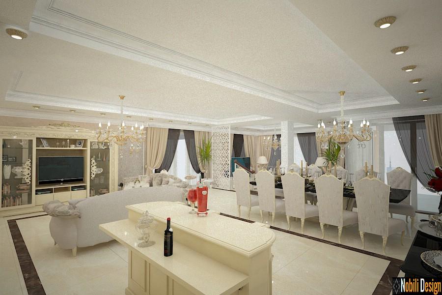 design interior living casa clasica cu etaj ploiesti | Studio de design interior Prahova.