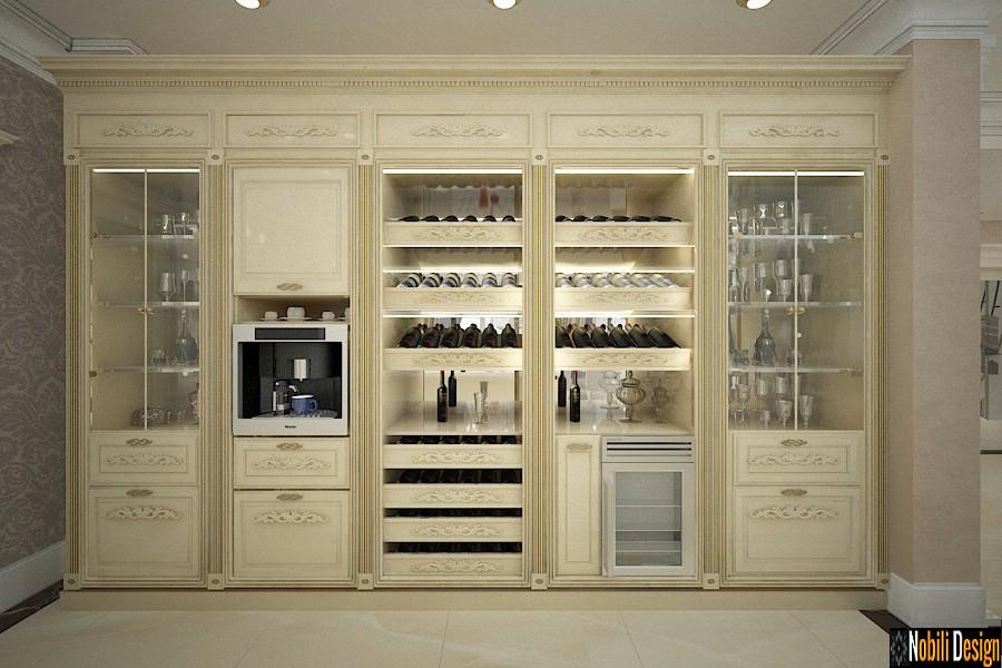 design interior mobilier bar casa clasica bucov | Birou arhitectura si design Prahova.