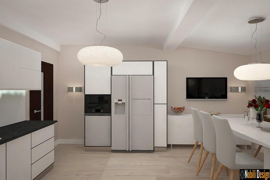 binne-ontwerper moderne huis konstante
