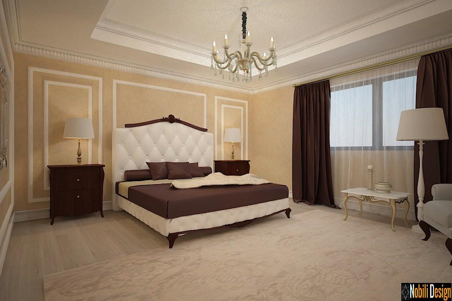design interior dormitor casa cu mansarda ploiesti