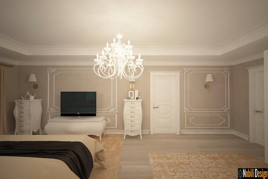 design interior dormitor casa stil clasic ploiesti