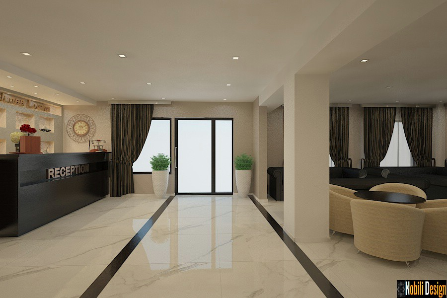 modern hotel interior design Constanta  Interior design companies in Constanta.