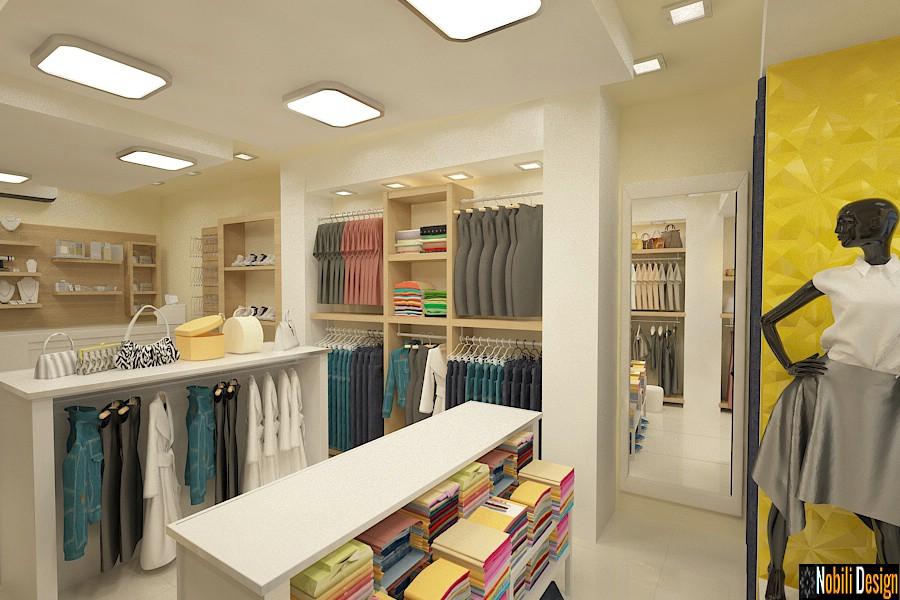 design interior magazin | Ahitect design interior in Bucuresti.