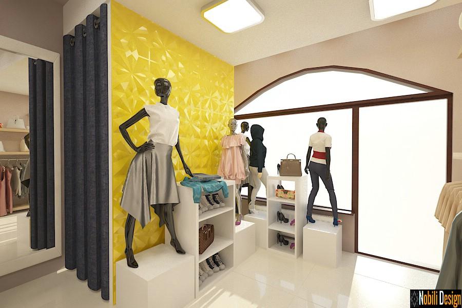 design interior magazin haine Bucuresti | Firma de design interior in Bucuresti.