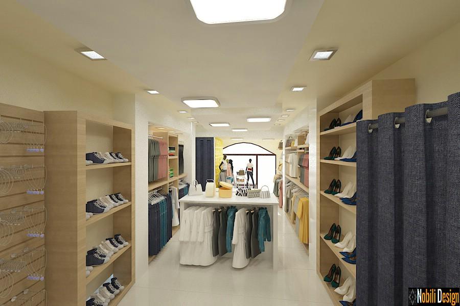 designer interior magazin haine | Firma arhitectura magazine in Bucuresti.