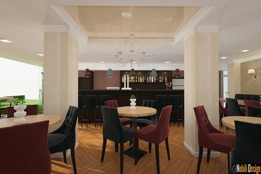 designer interior restaurant mediteranean | Birou arhitectura design in Constanta.