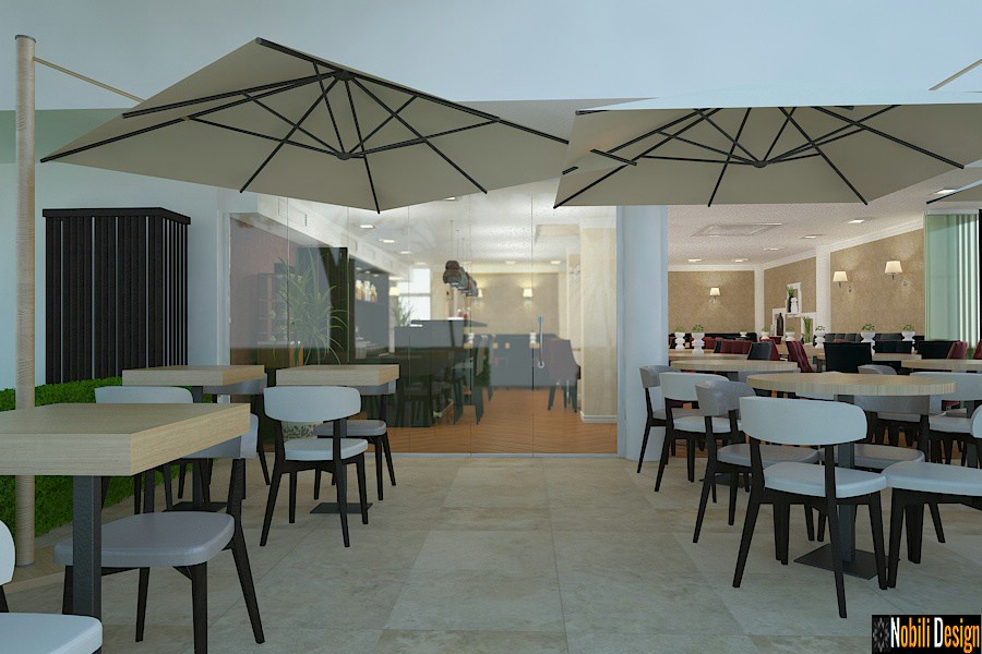 designer interior restaurant  | Arhitect interior in Bucuresti.