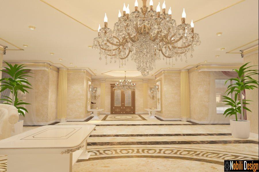 Amenajari interioare case clasic baroc for Design interior case